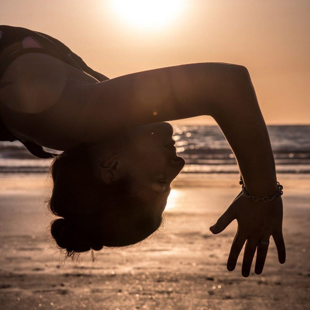 Yoga - Anita - Cable Beach-137