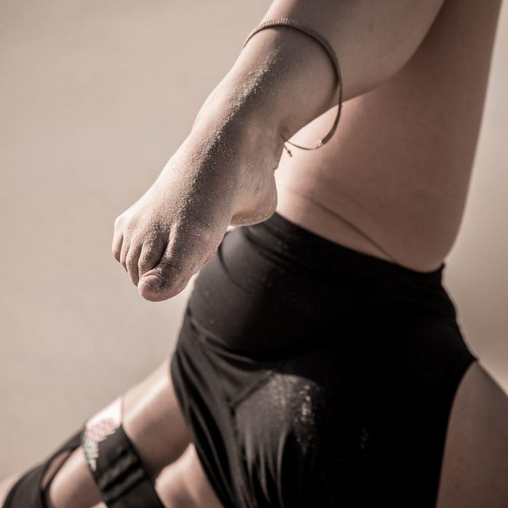 Yoga - Anita - Cable Beach-20