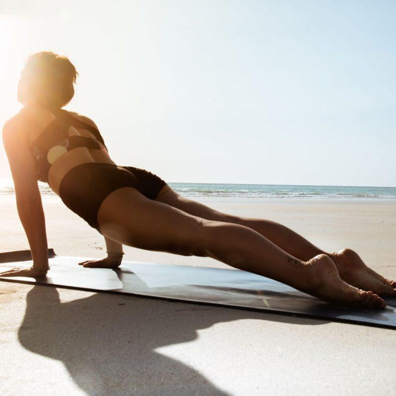 Yoga - Anita - Cable Beach-35